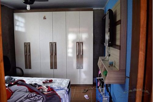 casa residencial à venda, jardim são luiz (caucaia do alto), cotia. - ca0084