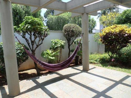 casa residencial à venda, jardim são paulo, americana. - ca0304