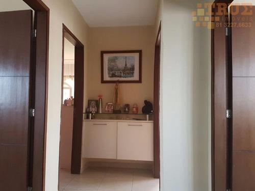 casa residencial à venda, jardim são paulo, recife. - ca0140