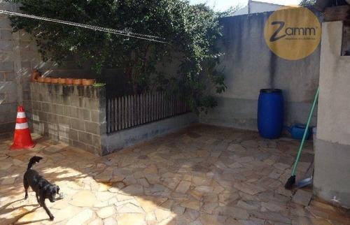 casa residencial à venda, jardim são sebastião, hortolândia. - codigo: ca1797 - ca1797