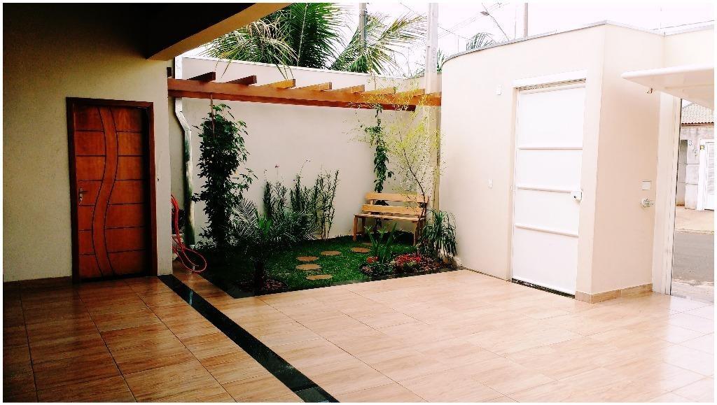 casa residencial à venda, jardim souza queiroz, santa bárbara d'oeste. - codigo: ca0981 - ca0981