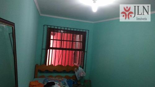 casa  residencial à venda, jardim suarão, itanhaém. - ca0248