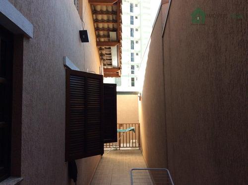 casa residencial à venda, jardim taboão, são paulo. - ca0154