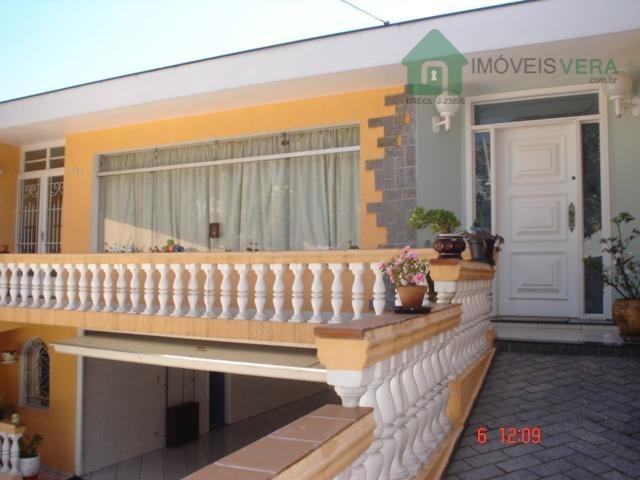 casa residencial à venda, jardim taboão, são paulo. - ca0161