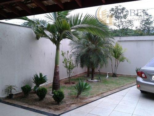 casa residencial à venda, jardim tamoio, campinas. - ca0248