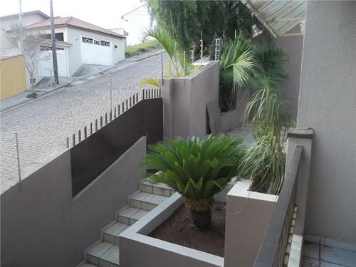casa residencial à venda, jardim tereza, itatiba. - ca0343