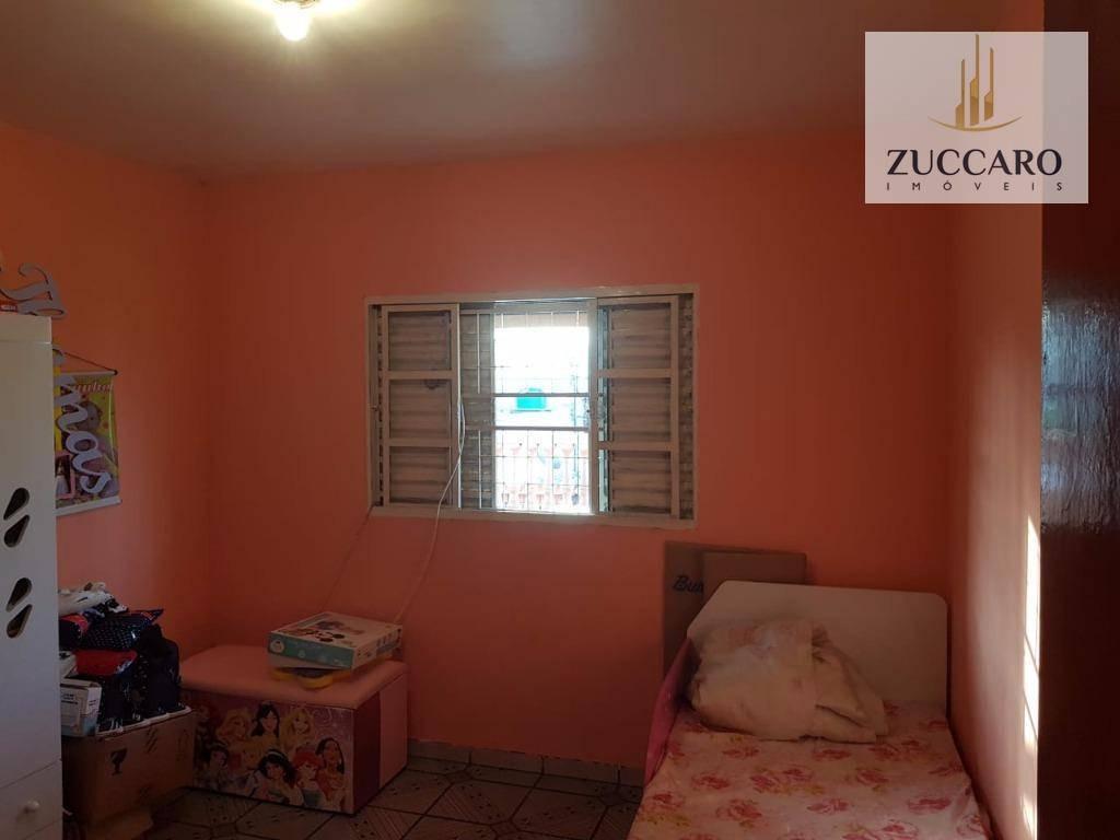 casa residencial à venda, jardim terezópolis, guarulhos. - ca3223