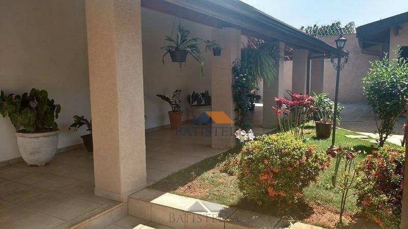casa residencial à venda, jardim terras de santa elisa, limeira. - ca0327