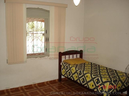 casa residencial à venda, jardim uirá, são josé dos campos. - ca0233