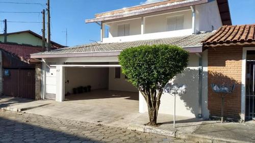 casa residencial à venda, jardim uirá, são josé dos campos. - ca0570