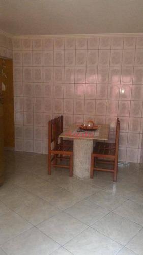 casa residencial à venda, jardim utinga, santo andré. - ca0401