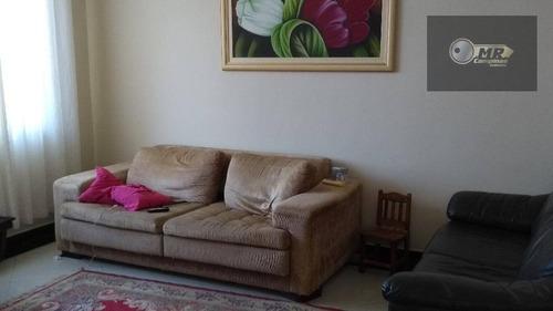 casa residencial à venda, jardim vila rosa, valinhos. - ca0294