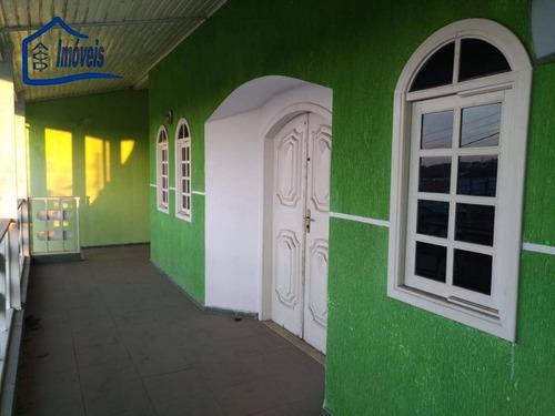 casa residencial à venda, jordanópolis, arujá. - ca0187