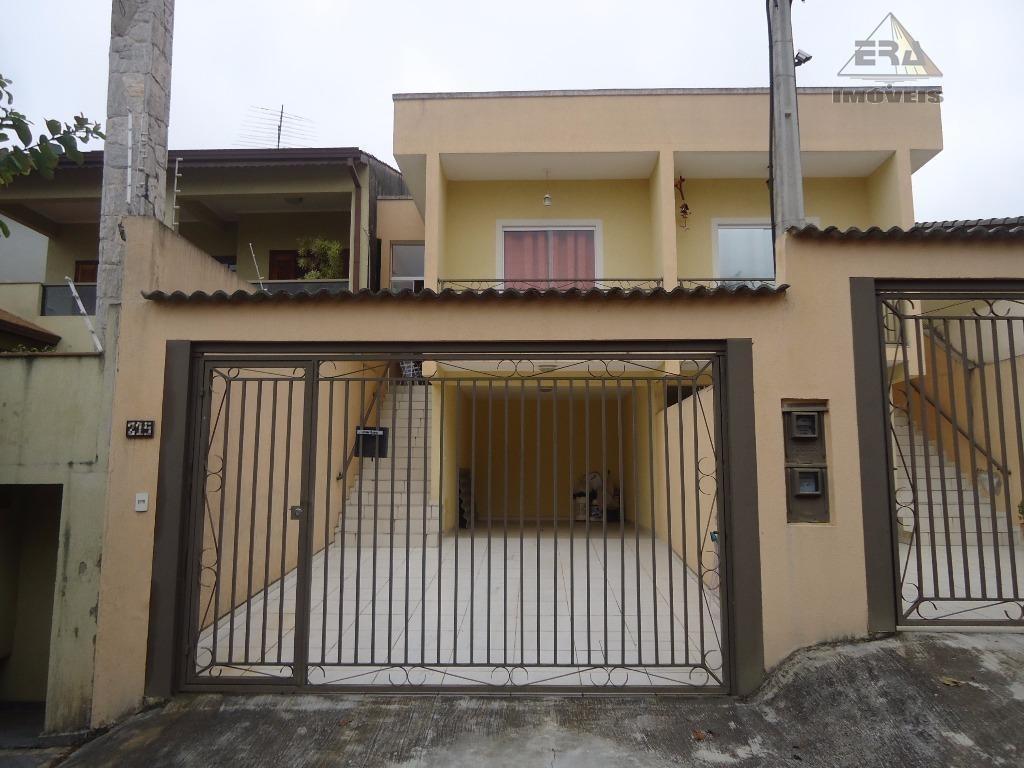 casa  residencial à venda, jordanópolis, arujá. - ca0375