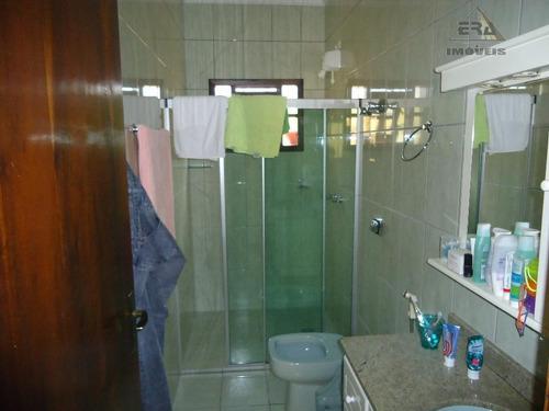 casa residencial à venda, jordanópolis, arujá. - ca0448