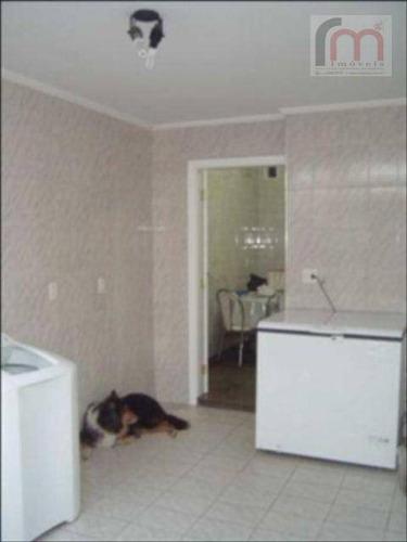 casa residencial à venda, josé menino, santos - ca0117. - ca0117