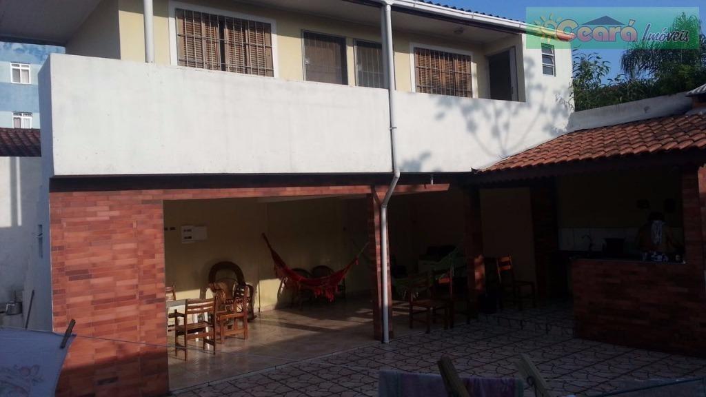 casa residencial à venda, jussara, mongaguá. - codigo: ca0529 - ca0529