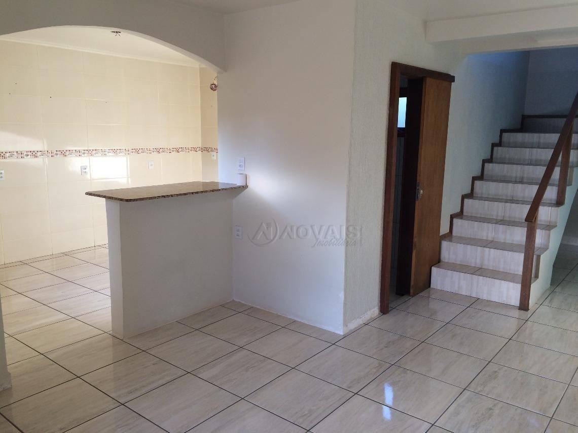 casa residencial à venda, lago azul, estância velha. - ca2329
