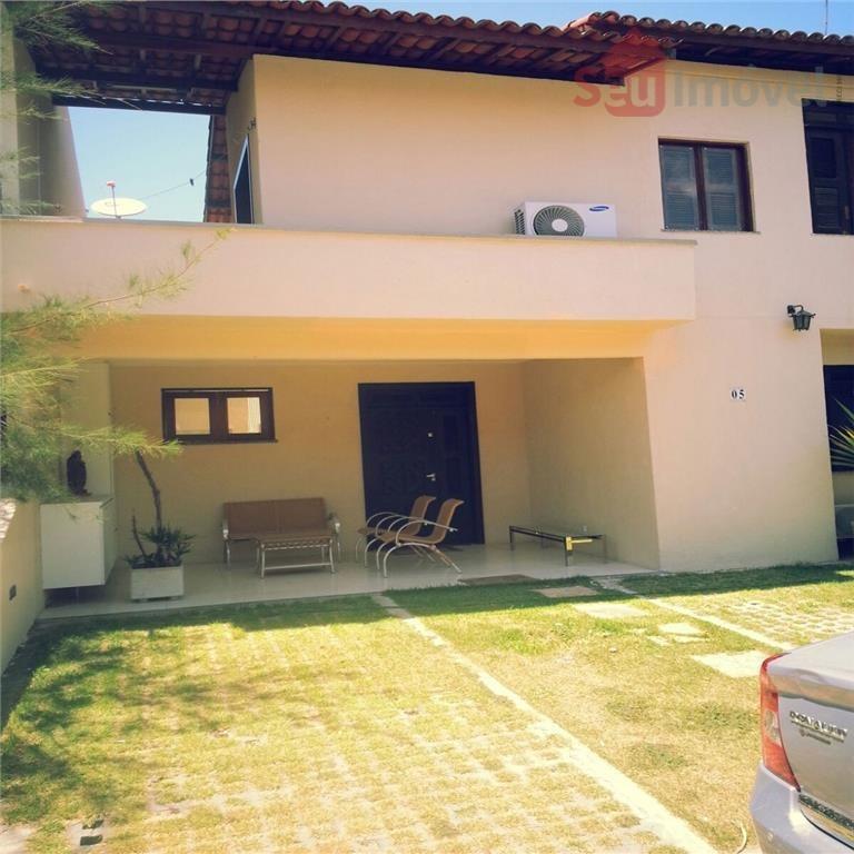 casa  residencial à venda, lagoa redonda, fortaleza. - ca0162