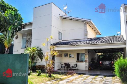 casa residencial à venda, lagoa redonda, fortaleza - ca0327. - ca0327