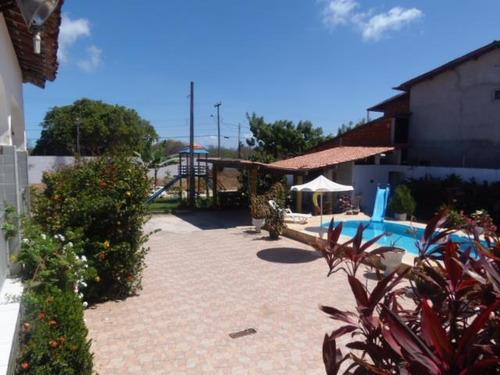 casa residencial à venda, lagoa redonda , fortaleza. - ca0464