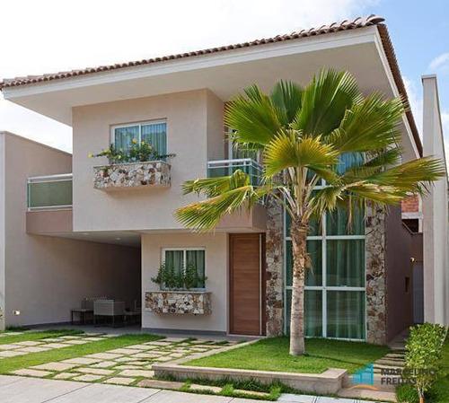 casa residencial à venda, lagoa redonda, fortaleza - ca0731. - ca0731