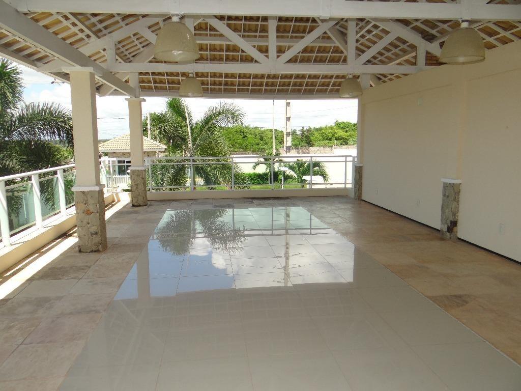 casa residencial à venda, lagoa redonda, fortaleza. - ca1160