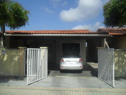 casa residencial à venda, lagoa redonda, fortaleza. - ca1232