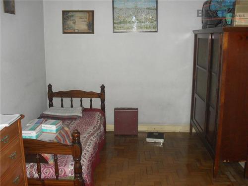 casa  residencial à venda, lapa, são paulo. - ca0241