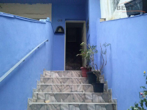 casa residencial à venda, lapa, são paulo. - ca0317