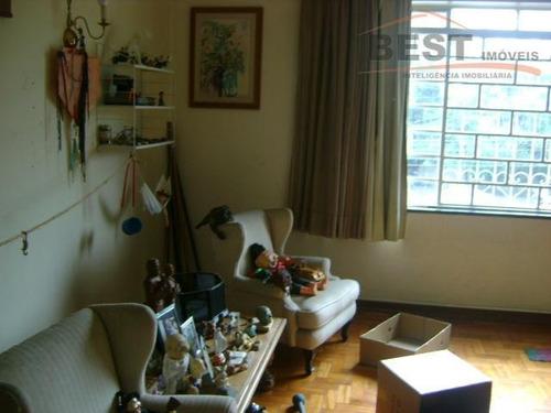 casa residencial à venda, lapa, são paulo. - ca0477
