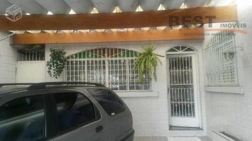 casa residencial à venda, lapa, são paulo. - ca0514