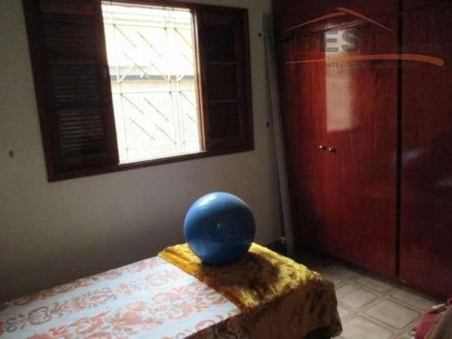 casa residencial à venda, lapa, são paulo. - ca0587