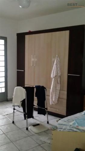 casa residencial à venda, lapa, são paulo. - ca0601