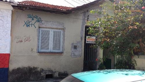 casa residencial à venda, lapa, são paulo. - ca0917