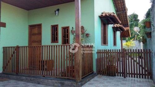 casa residencial à venda, laranjal, são gonçalo. - ca0299