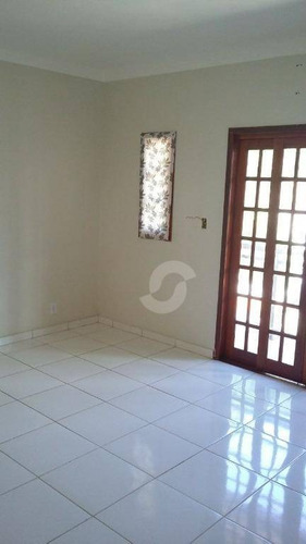 casa residencial à venda, laranjal, são gonçalo. - ca0594