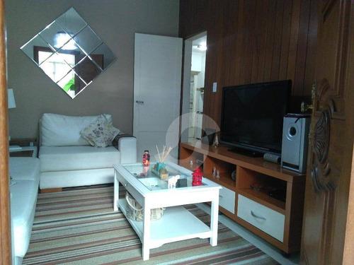 casa residencial à venda, largo do barradas, niterói. - ca0768