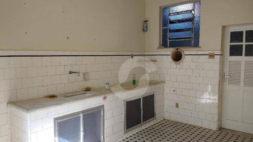 casa residencial à venda, largo do barradas, niterói. - ca0890