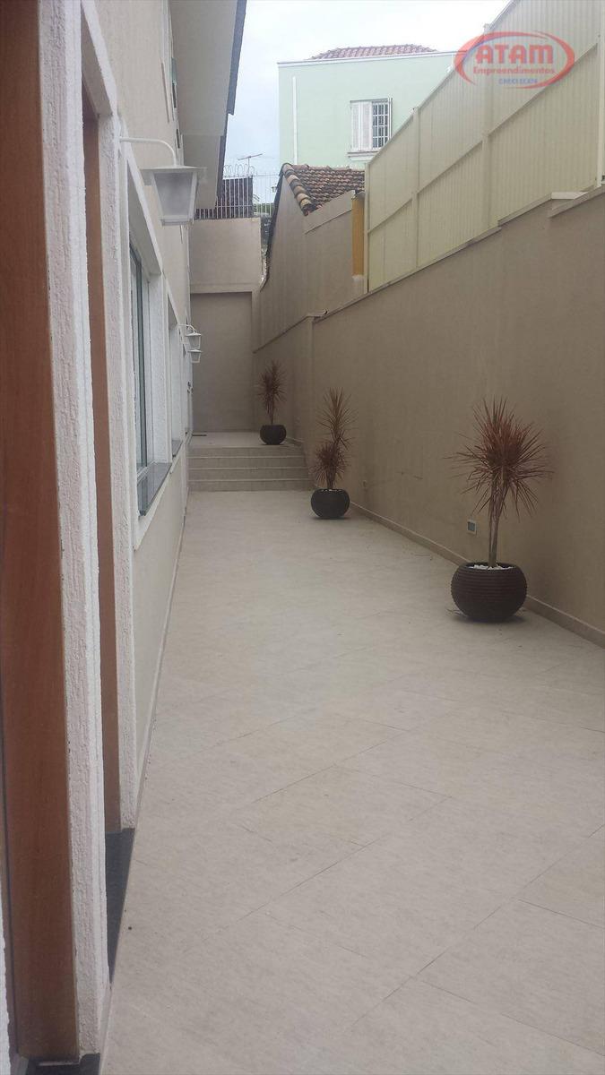 casa residencial à venda, lauzane paulista, são paulo - ca0549. - ca0549