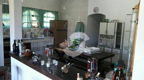 casa residencial à venda lotamento jardin araruama - ca0457