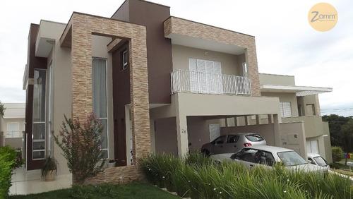 casa residencial à venda, loteamento alphaville campinas, campinas. - codigo: ca2096 - ca2096