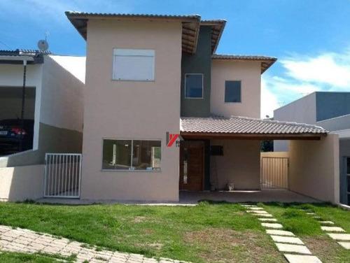 casa residencial à venda, loteamento atibaia park ii, atibaia. - ca1712