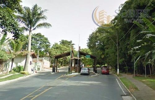 casa residencial à venda, loteamento caminhos de são conrado (sousas), campinas. - ca0186