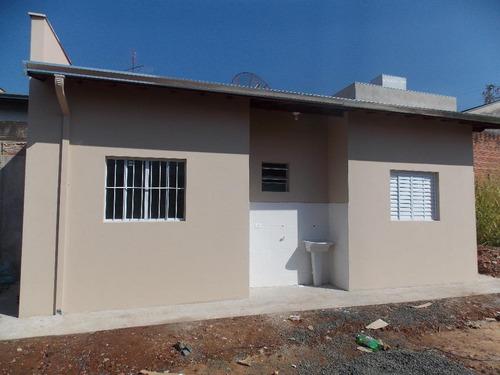 casa residencial à venda, loteamento chácaras nazareth ii, piracicaba. - ca1846