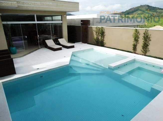 casa  residencial à venda, loteamento fechado figueira garden, atibaia. - ca0037