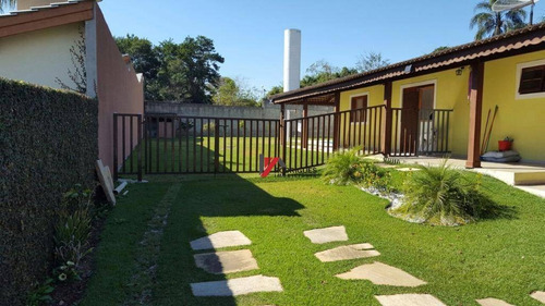 casa residencial à venda, loteamento green ville, atibaia. - ca1289