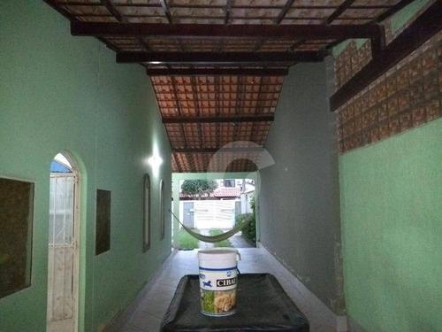 casa residencial à venda, loteamento maravista, niterói. - ca1054