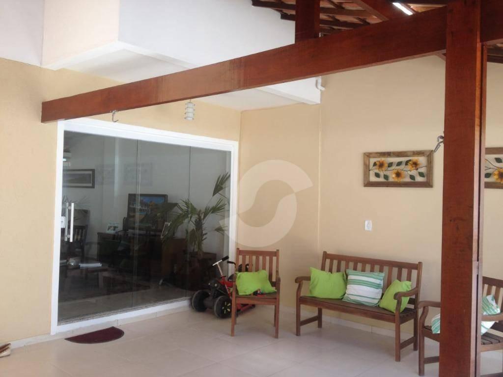 casa residencial à venda, loteamento maravista, niterói. - ca1238