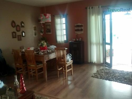 casa residencial à venda, loteamento nova espírito santo, valinhos. - ca0839